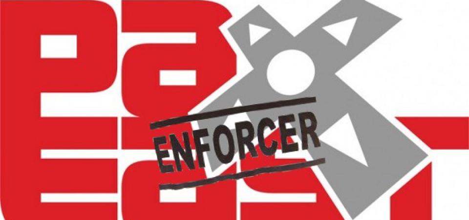 PAX East Enforcer